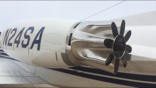 Learjet 24XR exterior