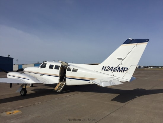 Aircraft Listing - Cessna 402 listed for sale