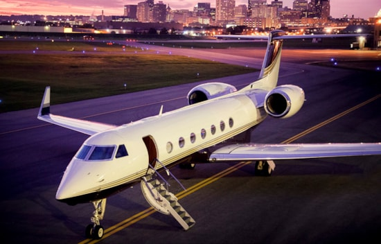 Private jet for sale charter: 2011 Gulfstream G550 heavy jet
