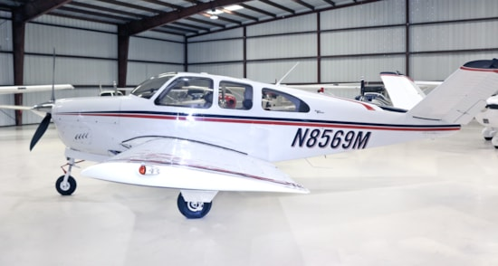 Aircraft Listing - Bonanza P35 listed for sale