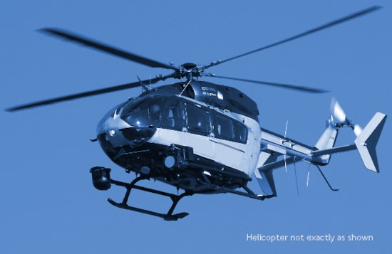 Aircraft Listing - Eurocopter EC-145 listed for sale