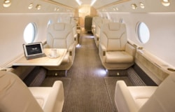 Private jet for sale charter: 2007 Gulfstream G500 heavy jet