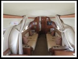 2003 Bombardier Global Express long range heavy jet