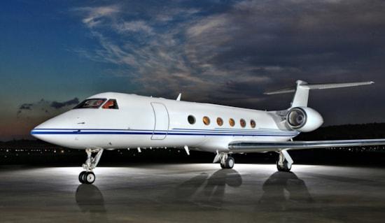 Private jet for sale charter: 2002 Gulfstream V heavy jet
