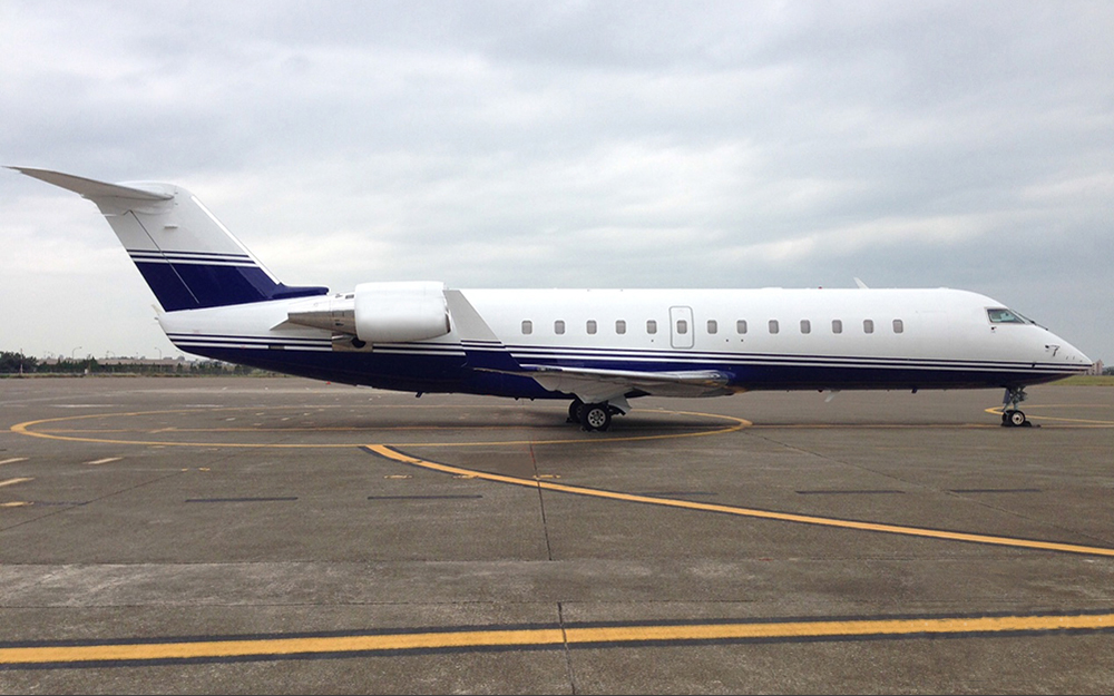Commercial Insurance Brokers >> Challenger 850 for Sale or Lease at Globalair.com
