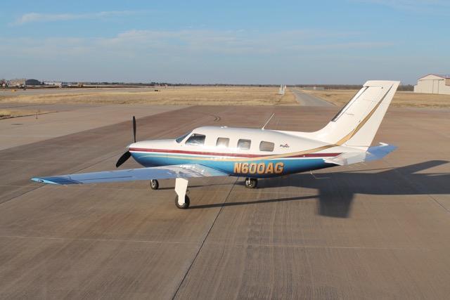 Malibu Mirage PA-46-350P exterior