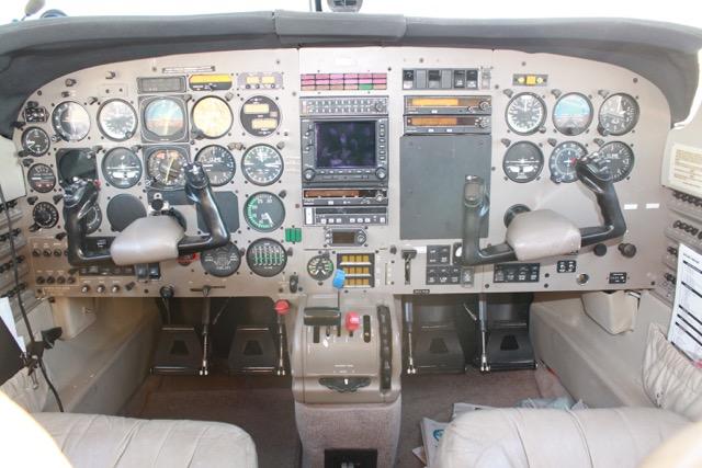 Malibu Mirage PA-46-350P panel
