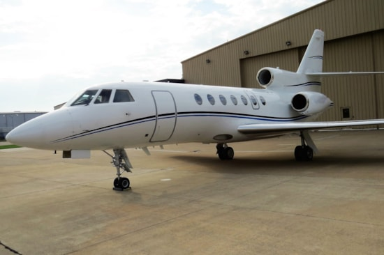 Private jet for sale charter: 1999 Dassault Falcon 50EX supermid jet