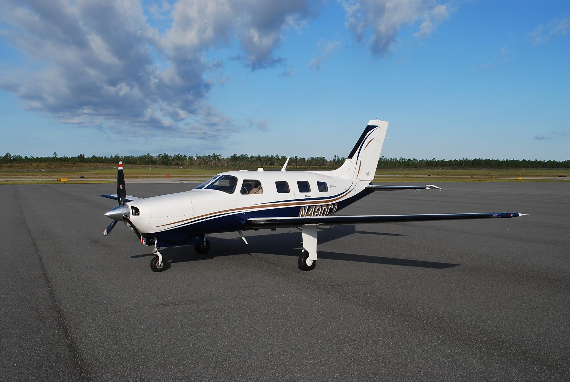 Malibu Mirage Pa 46 350p For Sale Globalair Com