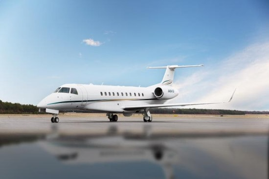 Private jet for sale charter: 2004 Embraer Legacy 600 heavy jet