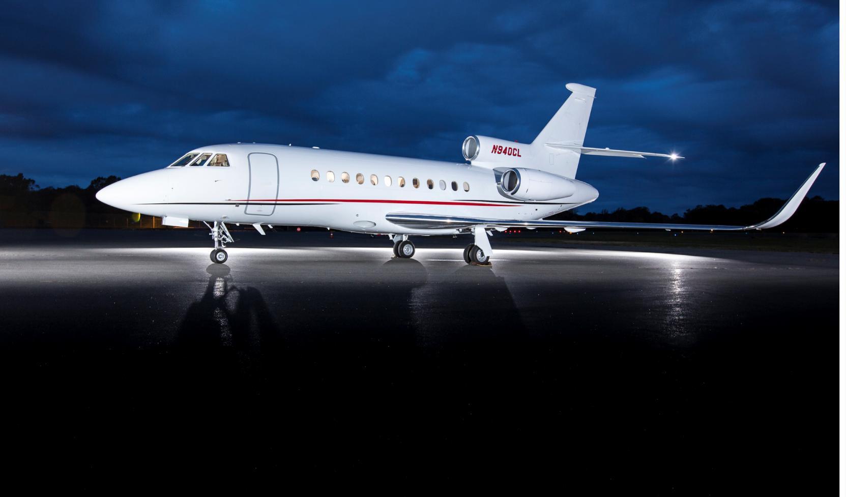 Falcon 900EX for Sale - Globalair.com