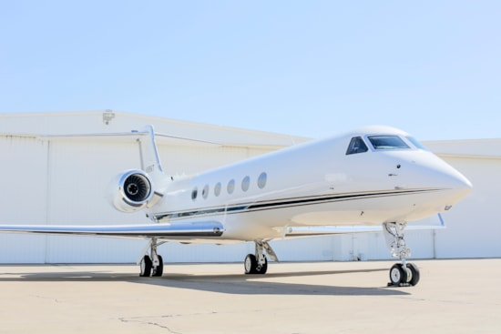 Private jet for sale charter: 2002 Gulfstream V heavy jet