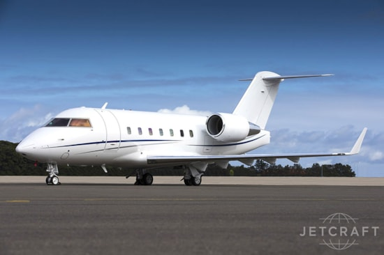 Private jet for sale charter: 1999 Bombardier Challenger 604 heavy jet