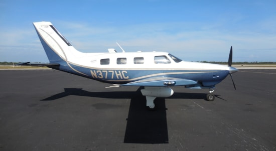 Aircraft Listing - Malibu Mirage PA-46-350P listed for sale