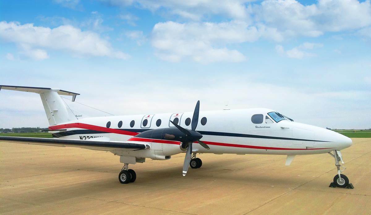 Beechcraft 1900c For Sale Globalair Com