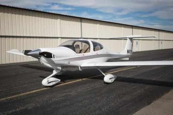 Aircraft Listing - Diamond DA40 listed for sale