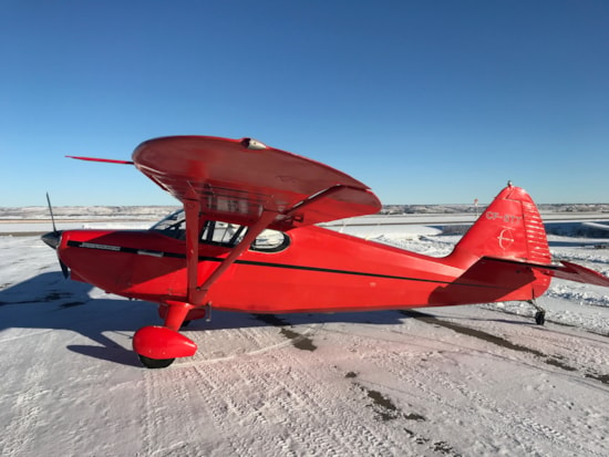 Aircraft Listing - Stinson 108-2 listed for sale