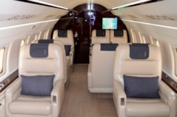 Private jet for sale charter: 1990 Bombardier Challenger 601-3A/ER heavy jet