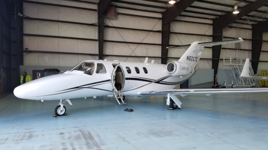 Private jet for sale charter: 1993 Cessna Citation Jet light jet