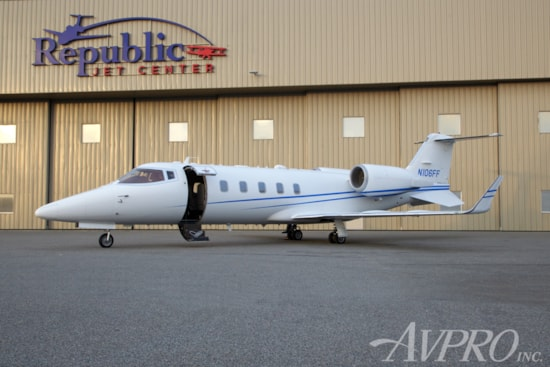 Private jet for sale charter: 2010 Learjet 60XR midsize jet