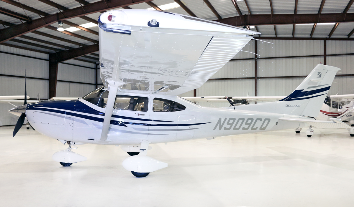 Aircraft Listing - Cessna 182 T listed for sale
