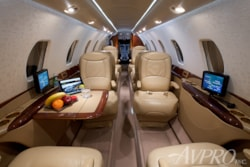 Private jet for sale charter: 2005 Cessna Citation Sovereign super mid jet
