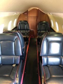 Private jet for sale charter: 1994 Learjet 60 midsize jet