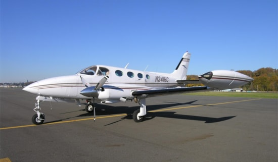 Aircraft Listing - Cessna 340 listed for sale