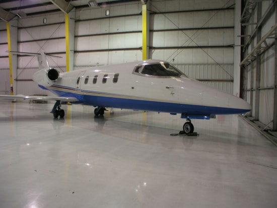 Aircraft Listing - Learjet 55 listed for sale
