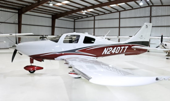 Aircraft Listing - Corvalis TTX listed for sale