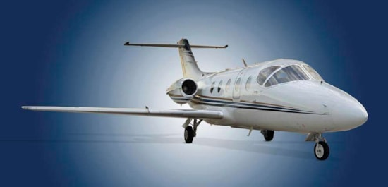 Aircraft Listing - Hawker 400XP listed for sale