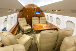 Private jet for sale charter: 2007 Dassault Falcon 2000EX EASy II heavy jet