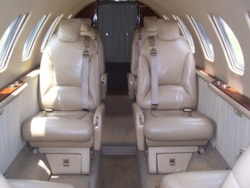 Private jet for sale charter: 1993 Cessna Citation V light jet