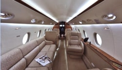 Private jet for sale charter: 2003 Gulfstream G200 super midsize jet
