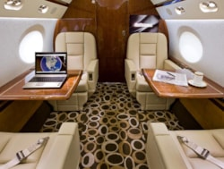Private jet for sale charter: 2008 Gulfstream G450 heavy jet