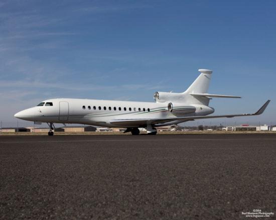 Private jet for sale charter: 2014 Dassault Falcon 7X heavy jet