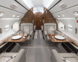 Private jet for sale charter: 2006 Gulfstream G550 long range heavy jet