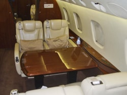 Private jet for sale charter: 2010 Embraer Legacy 650 heavy jet