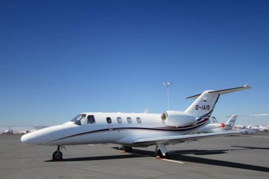 Aircraft Listing - Citation CJ1+ listed for sale