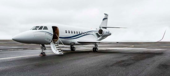 Private jet for sale charter: 2008 Dassault Falcon 2000LX heavy jet