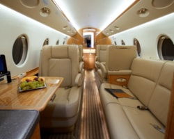 Private jet for sale charter: 2008 Gulfstream G150 midsize jet