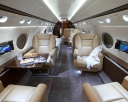 Private jet for sale charter: 2006 Gulfstream G500 heavy jet