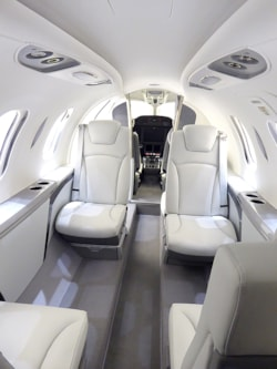 Private jet for sale charter: 2018 HondaJet very light jet
