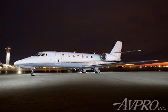 Private jet for sale charter: 2005 Cessna Citation Sovereign super-midsize jet