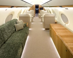 Private jet for sale charter: 2016 Gulfstream G650 long range heavy jet