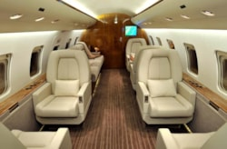 Private jet for sale charter: 2001 Bombardier Challenger 604 heavy jet