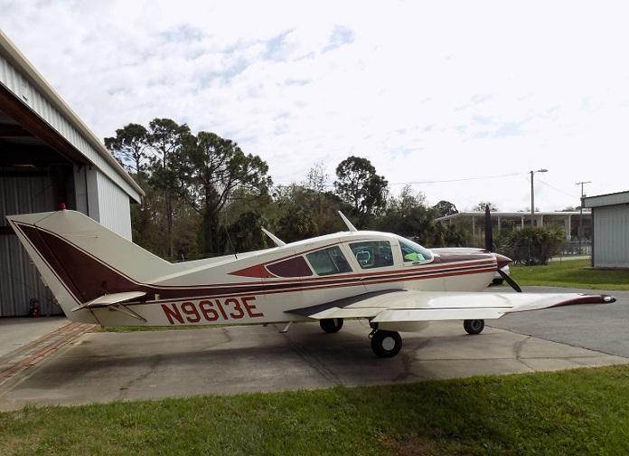 Viking 17-30A exterior