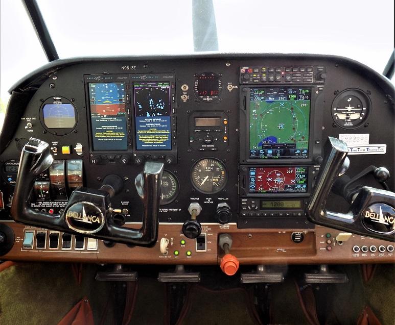 Viking 17-30A panel