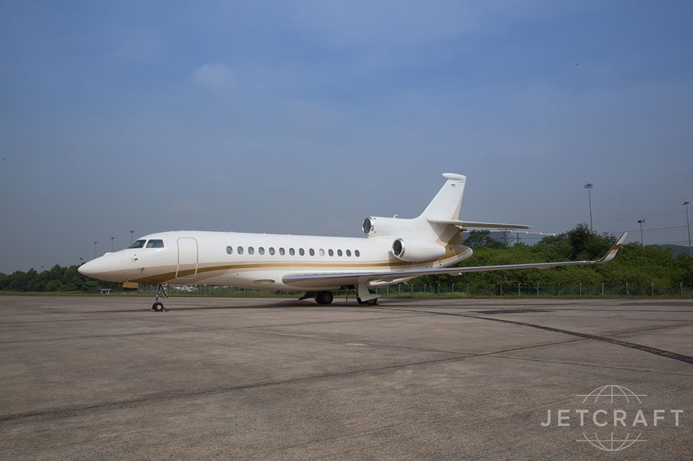 Aircraft Listing - Falcon 7X listed for sale