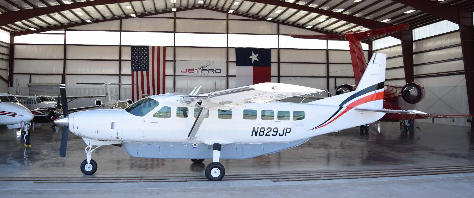 Aircraft Listing - Grand Caravan 208B listed for sale